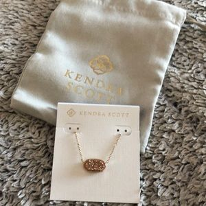 Kendra Scott Druzy Necklace